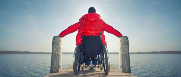 Ein Leben im Rollstuhl - Ursache Leichtsinn