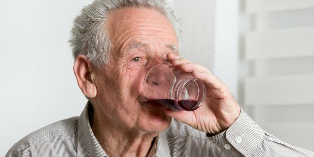 Von der alkoholischen Abhängigkeit die Heilenden