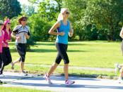 Studie: Regelmäßiges Laufen und Joggen ist gesund