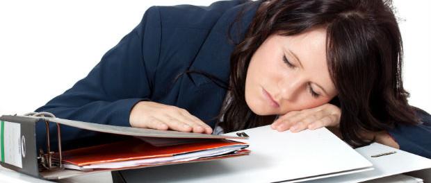 Depressionen und Erschöpfungszustände im Studium